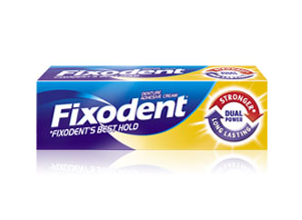 fixodent dual power