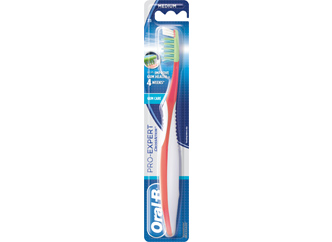 Oral-B Pro-Expert Cross Action Gum Care toothbrush