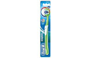 Oral-B Complete 5 Way Clean toothbrush