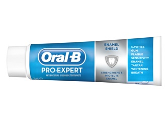 Oral-B Pro-Expert Enamel Shield toothpaste
