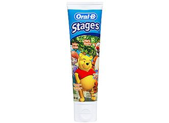 oral b stages my friend tiger and pooh